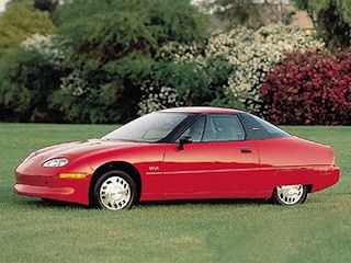 Electric car General Motors EV1